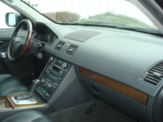 2009 Volvo XC90 dash