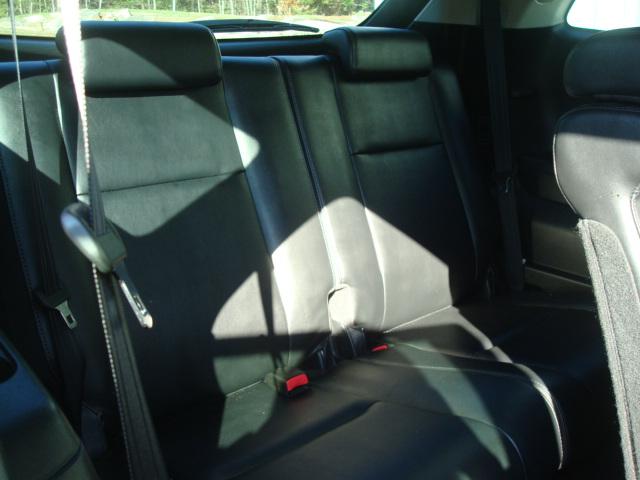 2011 Mazda CX9 3rd row seat
