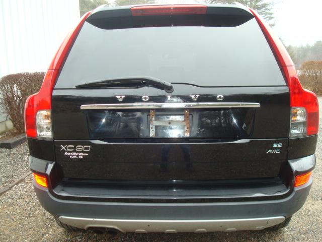 2009 Volvo XC90 tail