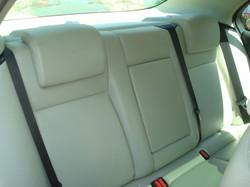 2007 Saab 9-3 rear seat 2