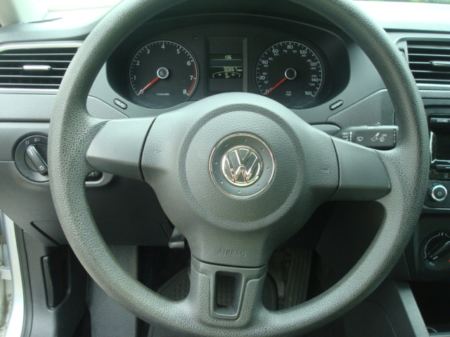 2014 VW Jetta steering