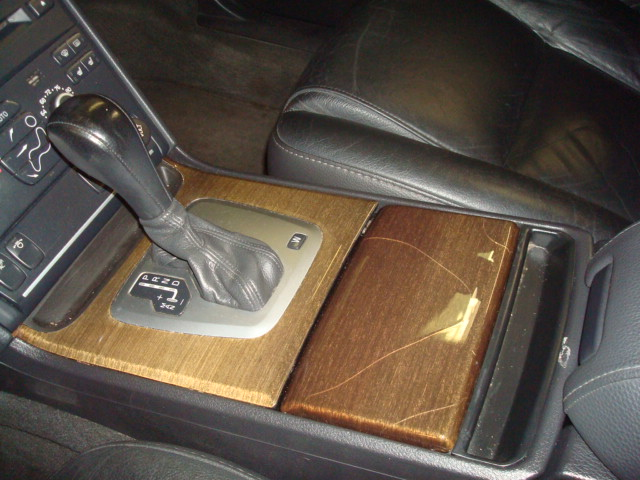 2009 Volvo XC90 shift