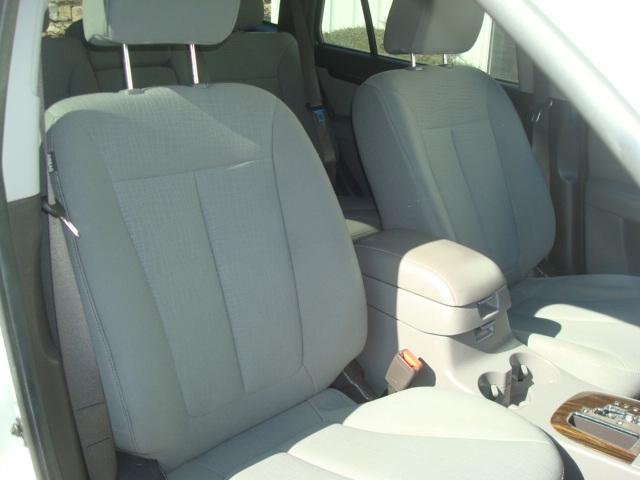 2010 Hyundai Santa Fe pass seat