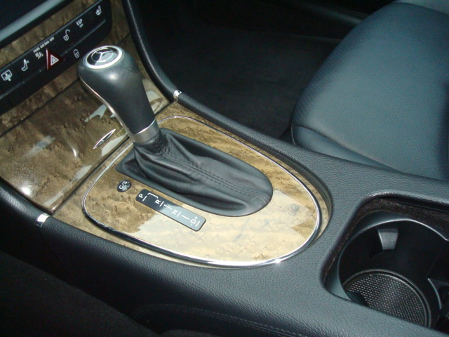 2009 Mercedes E-350 shift