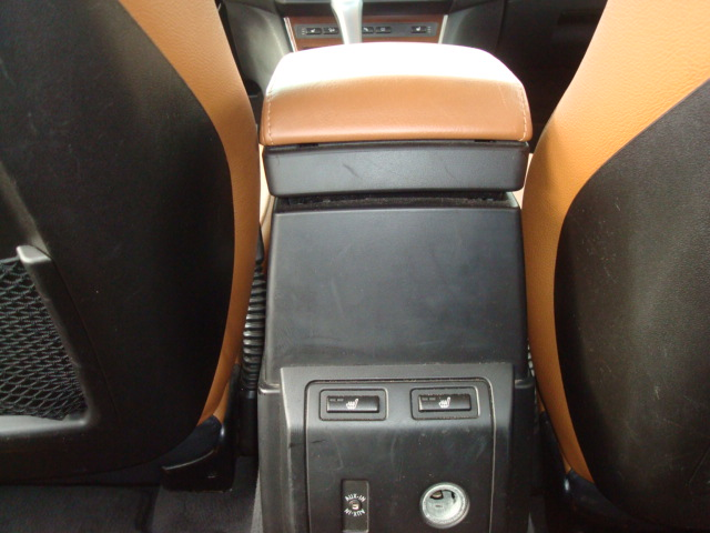 2010 BMW X3 jack & rear seat heater