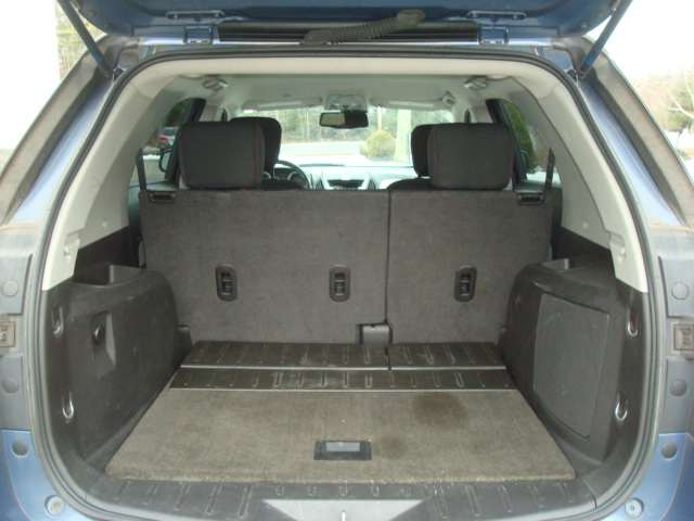 2011 Chevy Eq tail up