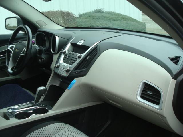 2011 Chevy Equinox dash