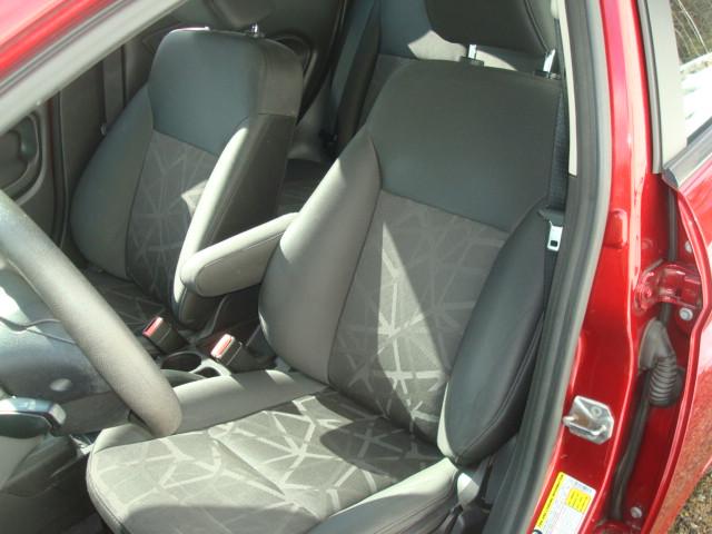 2013 Ford Fiesta seat