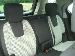 2011 Chevy Equinox rear seat 2