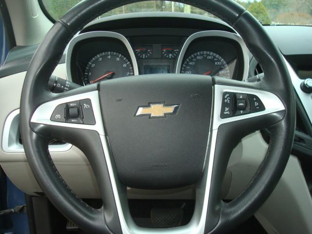 2011 Chevy Eq steering