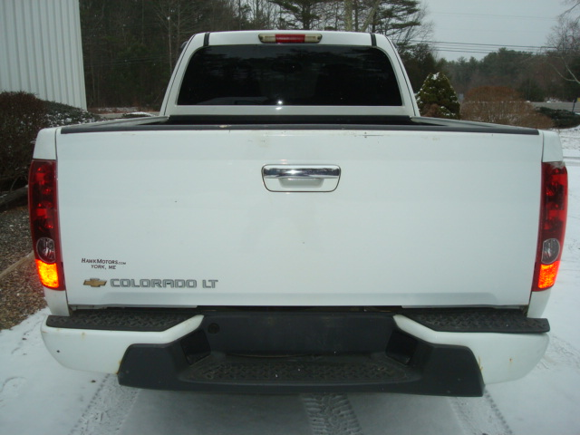 2009 Chevy Colorado tail