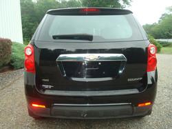 2011 Chevy Equinox tail