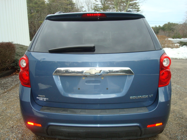 2011 Chevy Eq tail