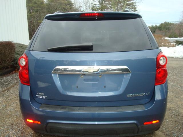 2011 Chevy Eq tail