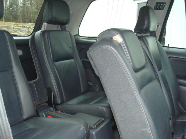 2009 Volvo XC90 3rd seat
