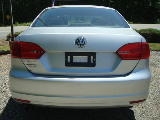 2014 VW Jetta tail