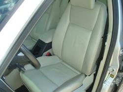 2007 Saab 9-3 seat