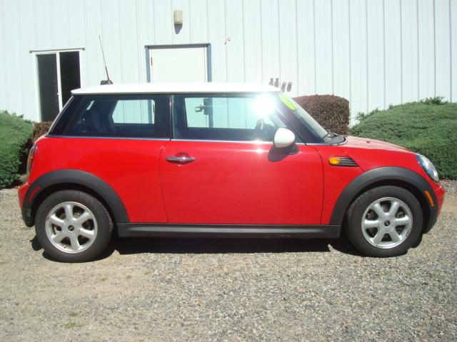 2007 Mini Cooper 2