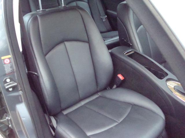 2009 Mercedes E-350 pass seat