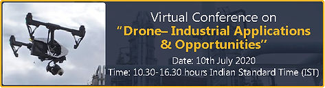 Drone - Industrial Applications Virtual