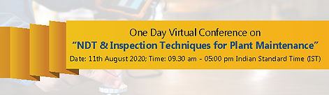 NDT & Inspection Conference Header Websi