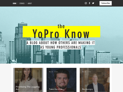 YoPro Know