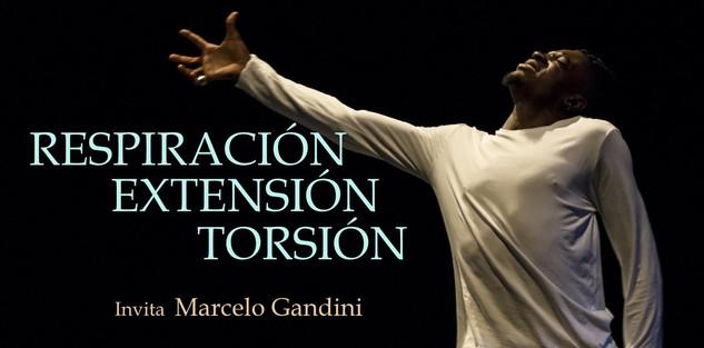 Respiración Extensión Torsión por Marcelo Gandini 17/1/2018