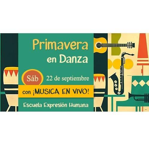 Primavera en Danza 22/9/2018