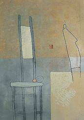 Chaise et ampoule