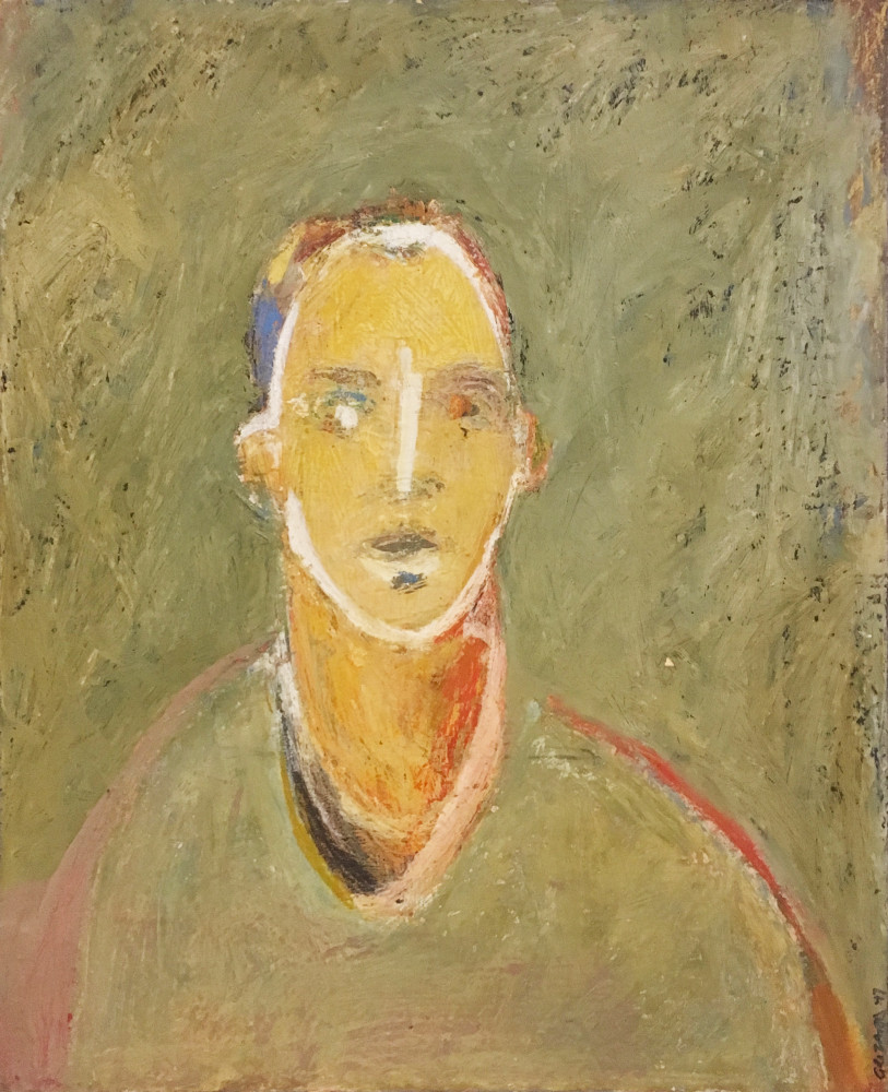 autoportrait-II
