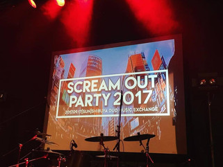 Scream Out Party 2017 無事終了!