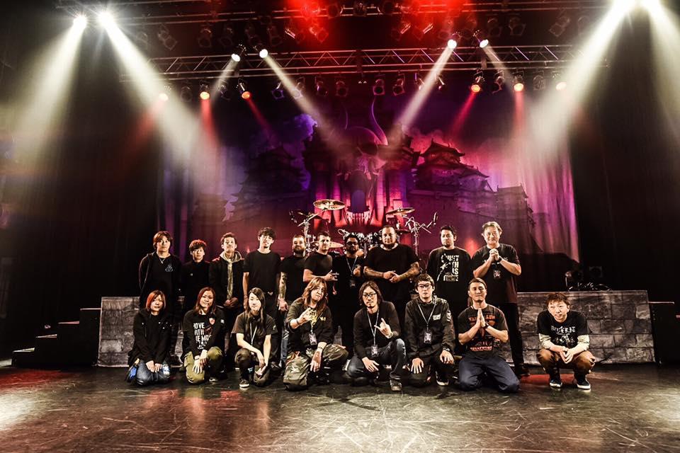 TRIVIUM JAPAN TOUR 2016