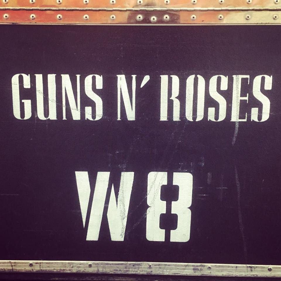 Guns 'n Roses Japan Tour 2017