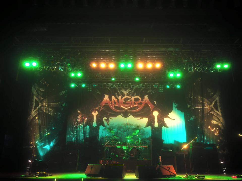 ANGRA JAPAN TOUR 2015