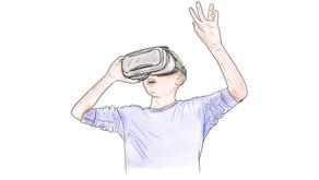 Kan VR virkelig hjælpe børn og unge?