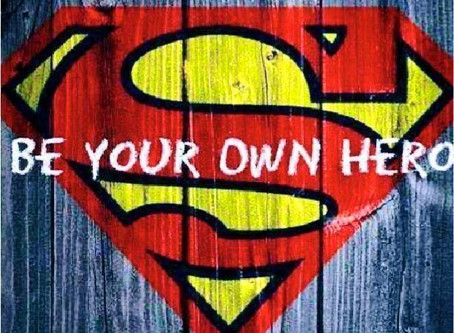 Combat stress - Be Your Own Hero
