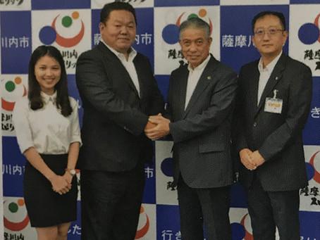日本語教育など、 独自の事業を展開 2018年10月からスタート