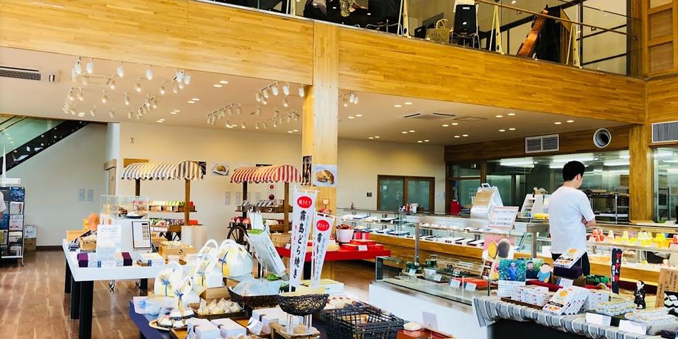 和洋のスイーツカフェならここ!鹿児島ならではのお土産も揃うお菓子やさん好きなインスタグラマーさんいらっしゃい!