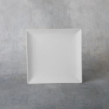 Square Coupe Salad Plate  Case of 6