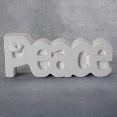 Peace Plaque  Case of 6