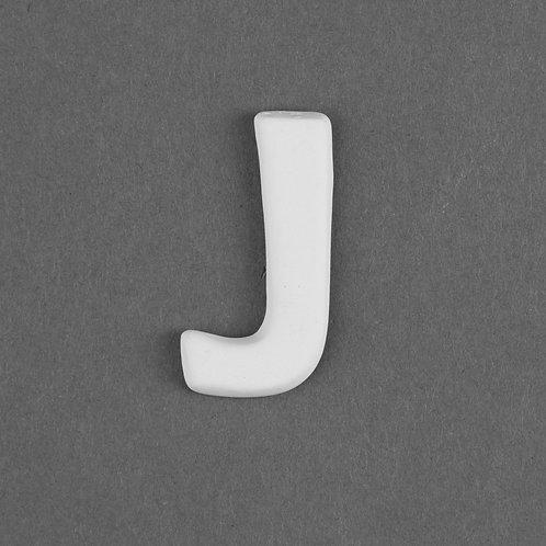 Letter J Embellie  Case of 12