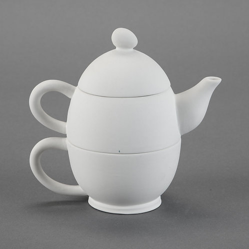 Oval Tea For One   Case of 6