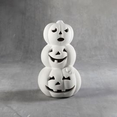 Stacked Pumpkins  Case of 6