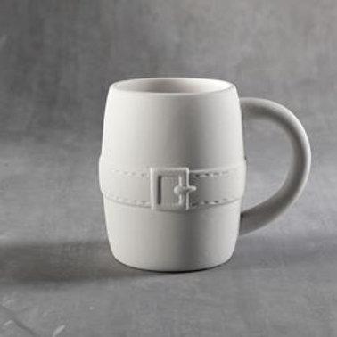 Santa Belt Mug  Case of 6