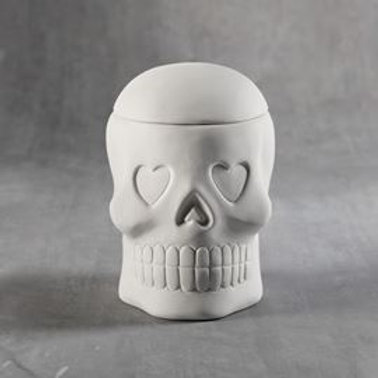 Day of the Dead Skull Box  Case of 6