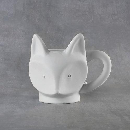 Med Fox Mug 14oz  Case of 6