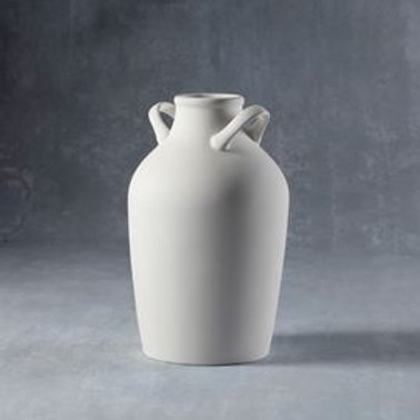 Double Handle Vase  Case of 6