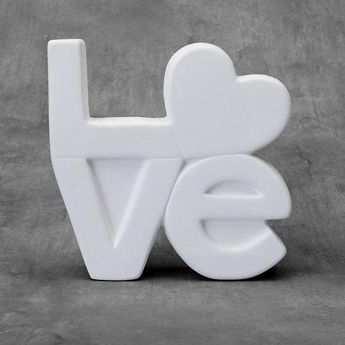 Love Plaque  Case of 6