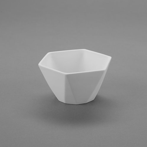 Small Geometric Bowl  Case of 6