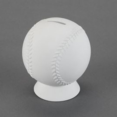 Baseball Bank  Case of 6